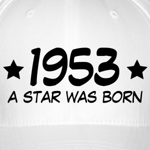 1953 a star was born (uk) Caps & Hats - Flexfit Baseball Cap