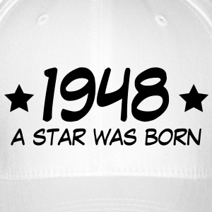1948 a star was born (uk) Caps & Hats - Flexfit Baseball Cap