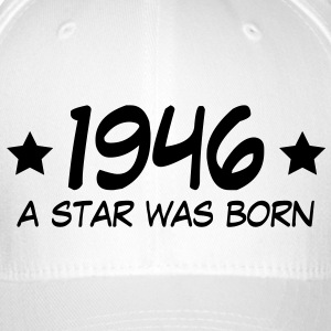 1946 a star was born (uk) Caps & Hats - Flexfit Baseball Cap