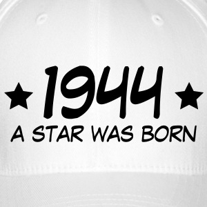 1944 a star was born (uk) Caps & Hats - Flexfit Baseball Cap