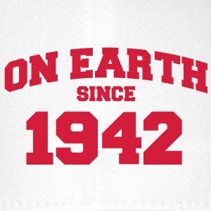 (de) on earth since 1942 (nl) Petten & Mutsen - Flexfit baseballcap