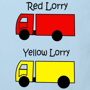 Red Lorry Yellow Lorry Kids' Shirts - Kids' Organic T-shirt