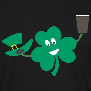 Shamrock for St Patrick's Night T-Shirts - Men's T-Shirt