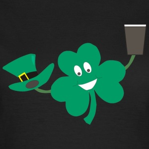 Shamrock for St Patrick's Night T-Shirts - Women's T-Shirt