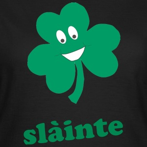 Shammy the Shamrock T-Shirts - Women's T-Shirt