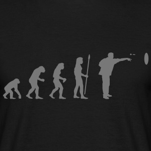 evolution_darts T-Shirts - Men's T-Shirt
