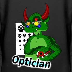 optician Hoodies & Sweatshirts - Women's Premium Hoodie