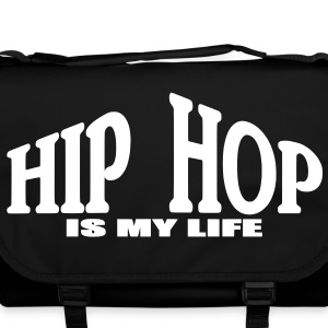 hip hop is my life Tasker - Skuldertaske
