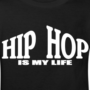 hip hop is my life Shirts - Kids' Organic T-shirt