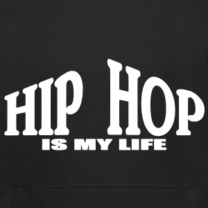 hip hop is my life Hoodies - Kids' Premium Hoodie