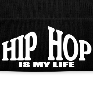 hip hop is my life Caps & Hats - Winter Hat