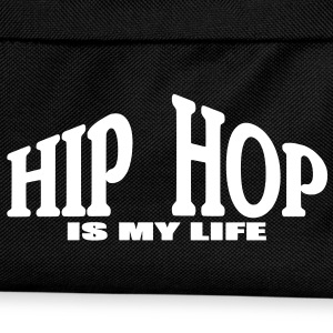 hip hop is my life Sacs - Sac à dos Enfant