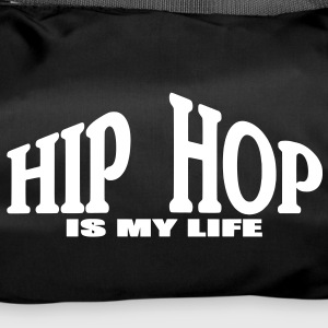 hip hop is my life Tasker - Sportstaske