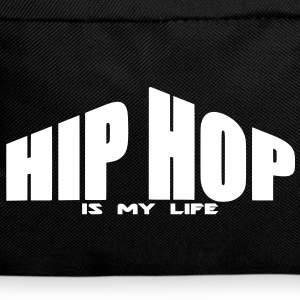hip hop is my life Sacs - Sac à dos