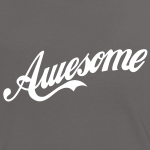 So Awesome - Frauen Kontrast-T-Shirt