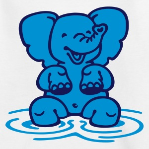 Little Elephant - Kids' T-Shirt