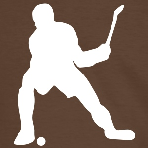 hockey T-Shirts - Männer Kontrast-T-Shirt