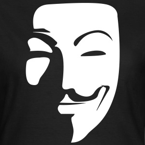 Guy Fawkes - Frauen T-Shirt