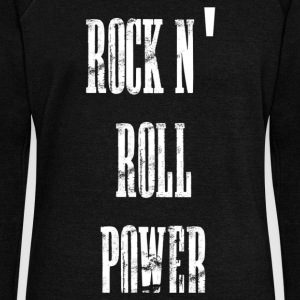 rock n' roll power Sweat-shirts - Pull Femme col bateau de Bella