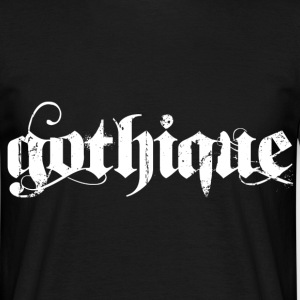 gothique T-shirts - Mannen T-shirt