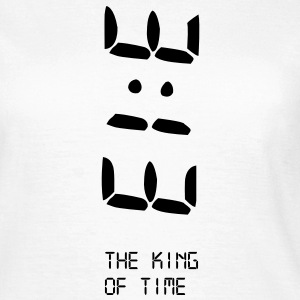 King of Time T-shirts - Dame-T-shirt