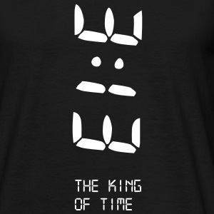 King of Time T-skjorter - T-skjorte for menn