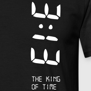 King of Time T-shirts - Herre-T-shirt