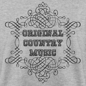 original country music Pullover & Hoodies - Männer Pullover
