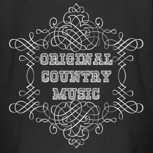 original country music Hoodies - Kids' Premium Zip Hoodie