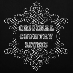 original country music Bags  - Tote Bag