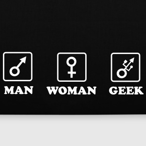 Man - Woman - Geek Bags  - Tote Bag