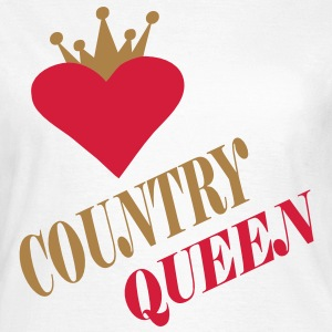 country queen - Frauen T-Shirt