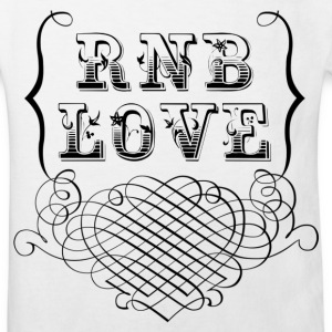 rnb love Shirts - Kids' Organic T-shirt