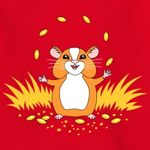 Hamster Jongleur - Teenager T-Shirt