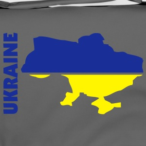 ukraine_umriss_flagge_50 Bags  - Shoulder Bag