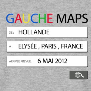 gauche maps - Hollande Sweat-shirts - Sweat-shirt Homme