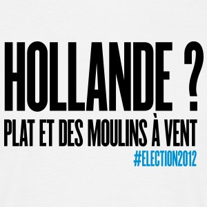 Hollande Tee shirts - T-shirt Homme