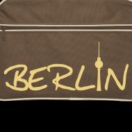 Motiv ~ Berlin Retro Tasche