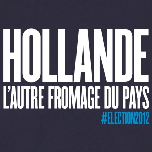 Hollande l'autre fromage du pays Sweat-shirts - Sweat-shirt Homme