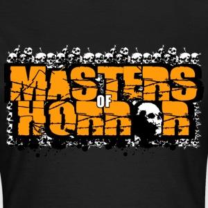 masters of horror T-shirts - Dame-T-shirt