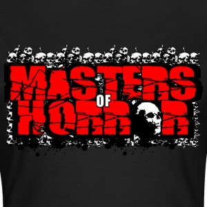 masters of horror T-shirts - T-shirt dam