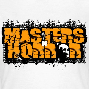 masters of horror T-shirts - Vrouwen T-shirt
