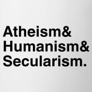 Design ~ Atheism & Humanism & Secularism