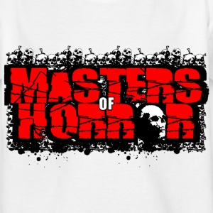 masters of horror Shirts - Kids' T-Shirt