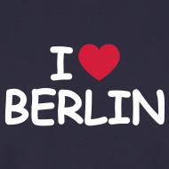 Motiv ~ I love Berlin Pullover