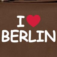 Motiv ~ I love Berlin Tasche