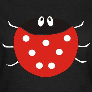 ladybird big red spotted ladybug T-Shirts - Women's T-Shirt