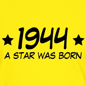 1944 a star was born (nl) T-shirts - Mannen contrastshirt