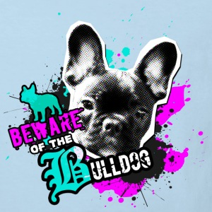 Bully, Bouledogue français - Attention danger Tee shirts Enfants - T-shirt Bio Enfant