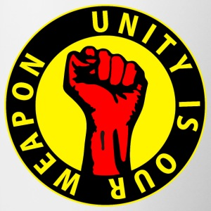 Digital - unity is our weapon - against capitalism working class war revolution Krus - Kop/krus